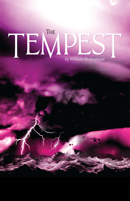The Tempest Theatre Poster