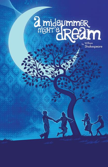 Night Book Cover Ideas : A midsummer night s dream poster design promotional