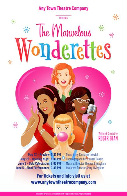 The Marvelous Wonderettes Poster