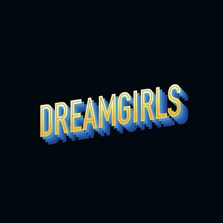 Dreamgirls Theatre Logo Pack