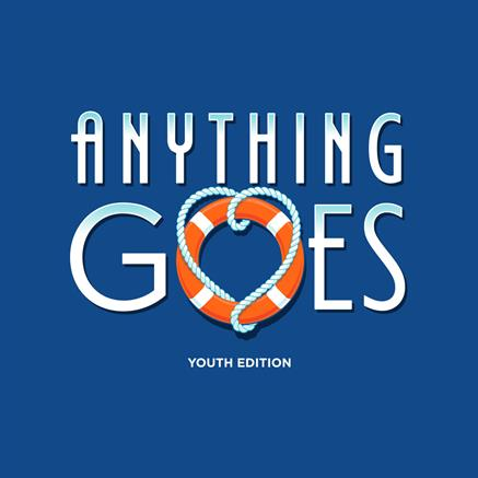 Anything Goes (Young Performers' Edition) Theatre Logo Pack
