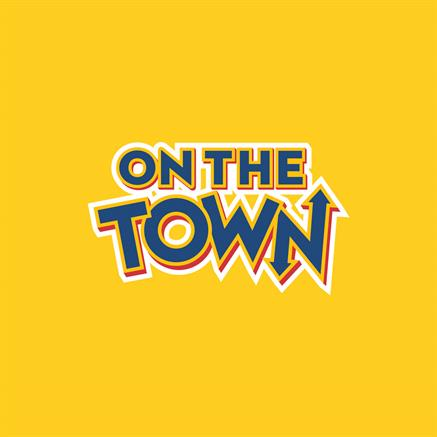 On The Town Theatre Logo Pack