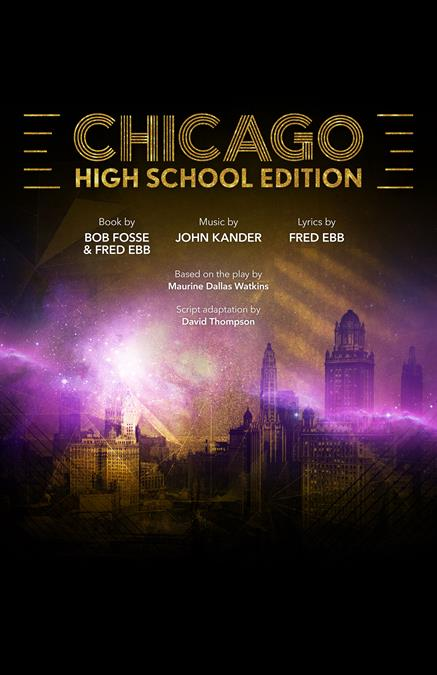 Chicago High School Edition Theatre Poster