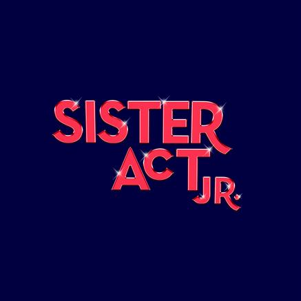 Sister Act JR. Theatre Logo Pack