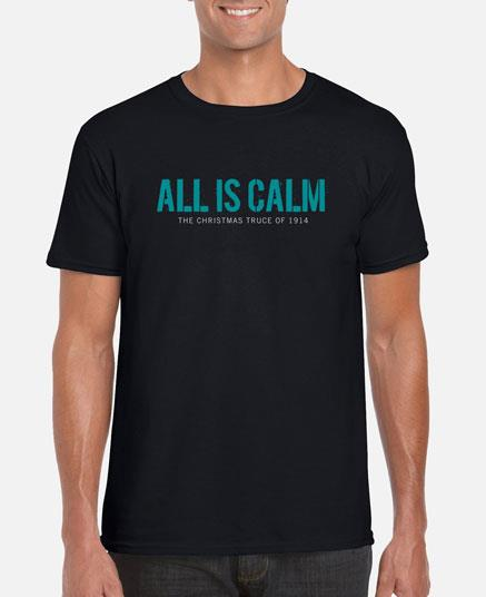 All Is Calm Theatre Logo Pack