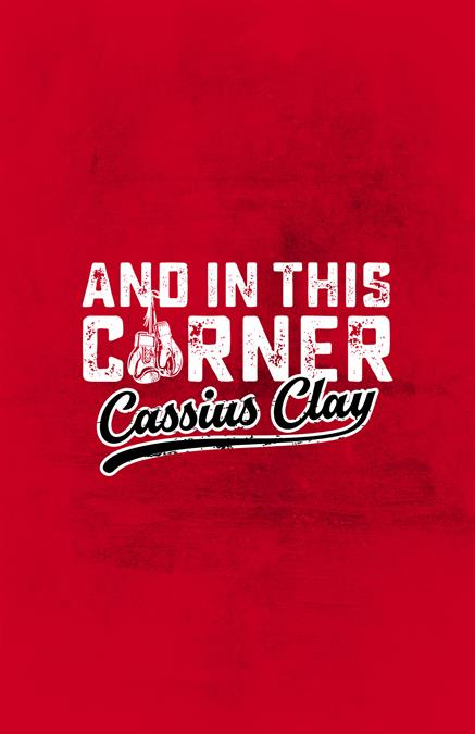 And in This Corner: Cassius Clay Theatre Logo Pack