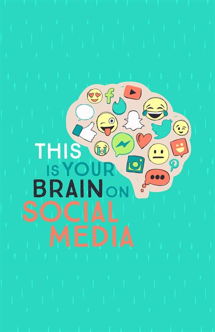 This Is Your Brain on Social Media Theatre Logo Pack