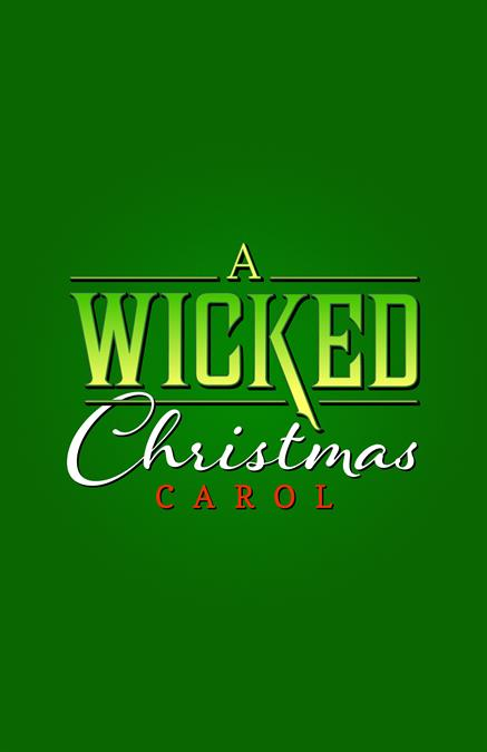 A Wicked Christmas Carol Theatre Logo Pack