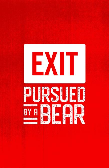 Exit, Pursued by a Bear Theatre Logo Pack