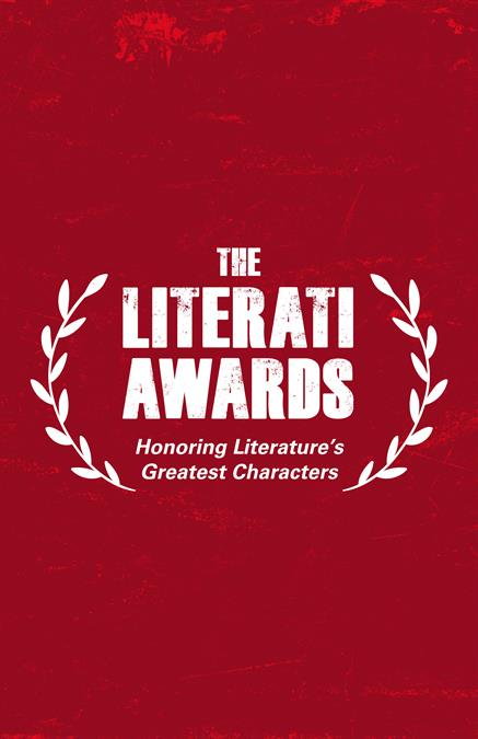 The Literati Awards Theatre Logo Pack