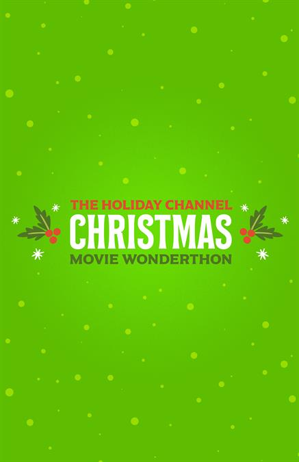 The Holiday Channel Christmas Movie Wonderthon Theatre Logo Pack
