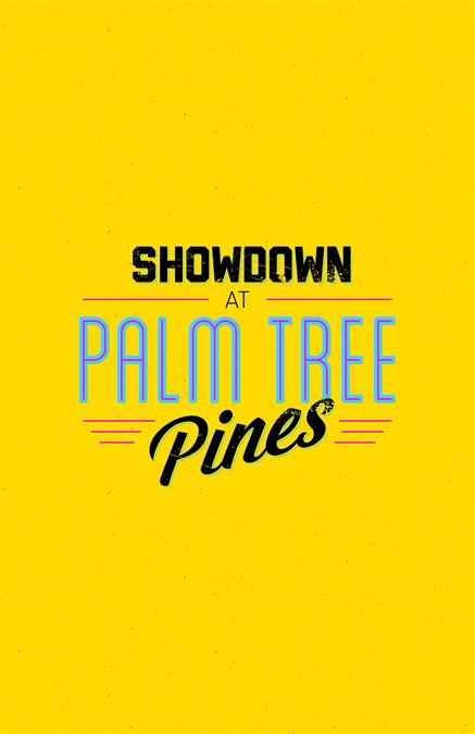 Showdown at Palm Tree Pines Theatre Logo Pack