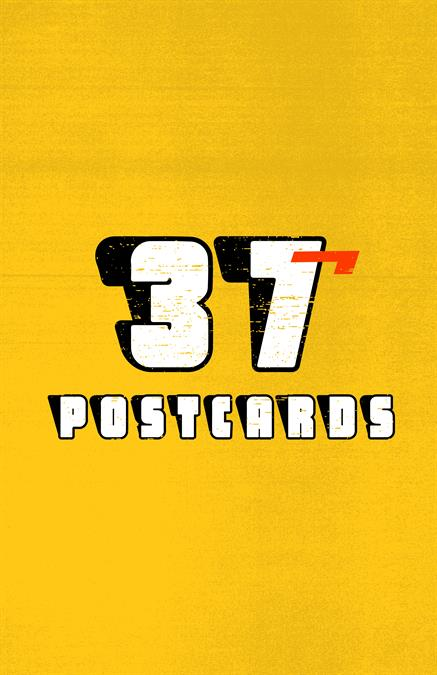 37 Postcards Theatre Logo Pack