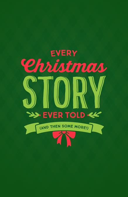 Every Christmas Story Ever Told (And Then Some!) Theatre Logo Pack