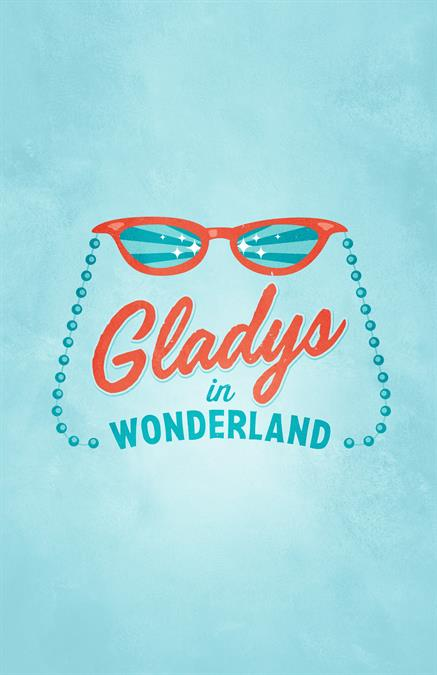 Gladys in Wonderland Theatre Logo Pack