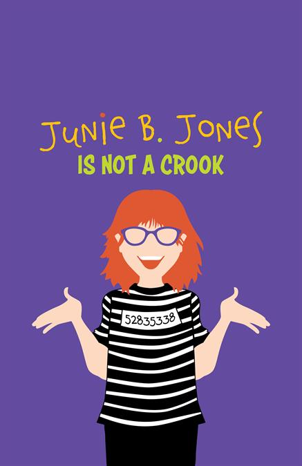 Junie B. Jones Is Not a Crook Theatre Logo Pack