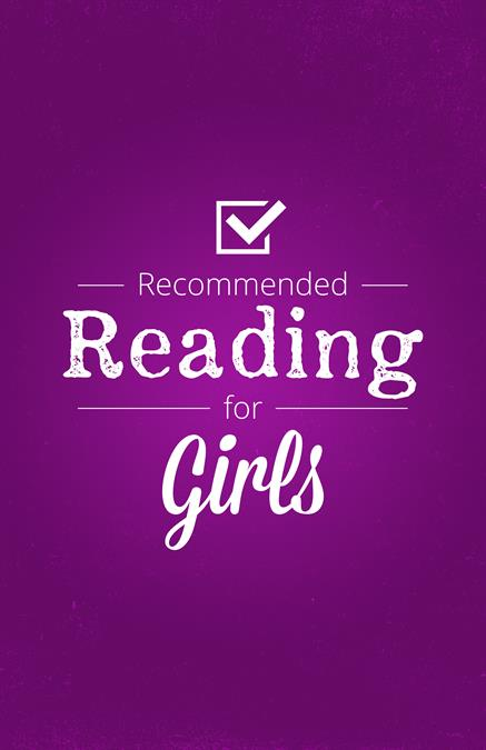 Recommended Reading for Girls Theatre Logo Pack