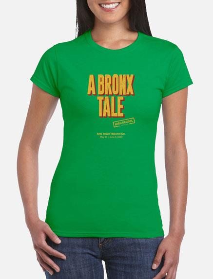 A Bronx Tale (High School Edition) Theatre Logo Pack