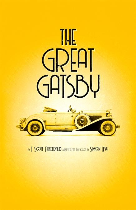 The Great Gatsby Theatre Poster
