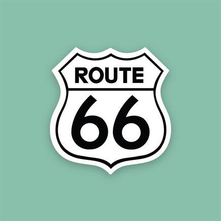 Route 66 Theatre Logo Pack