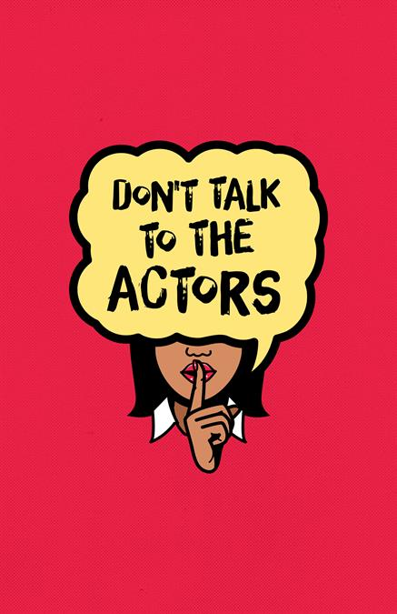 Don't Talk to the Actors Theatre Logo Pack