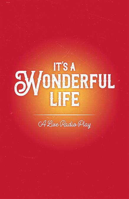 It's a Wonderful Life: A Live Radio Play Theatre Logo Pack