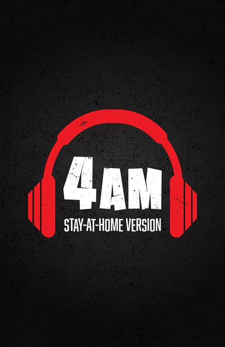4 A.M. Stay-At-Home Theatre Logo Pack