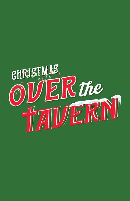 Christmas Over the Tavern Theatre Logo Pack
