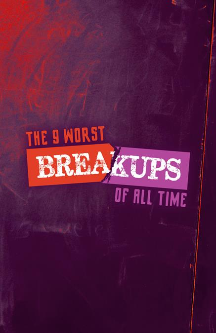 The 9 Worst Breakups of All Time Theatre Logo Pack