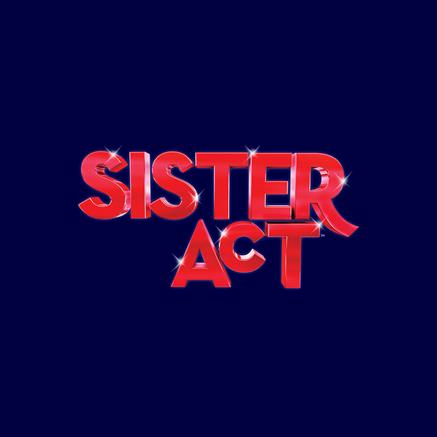 Sister Act Theatre Logo Pack