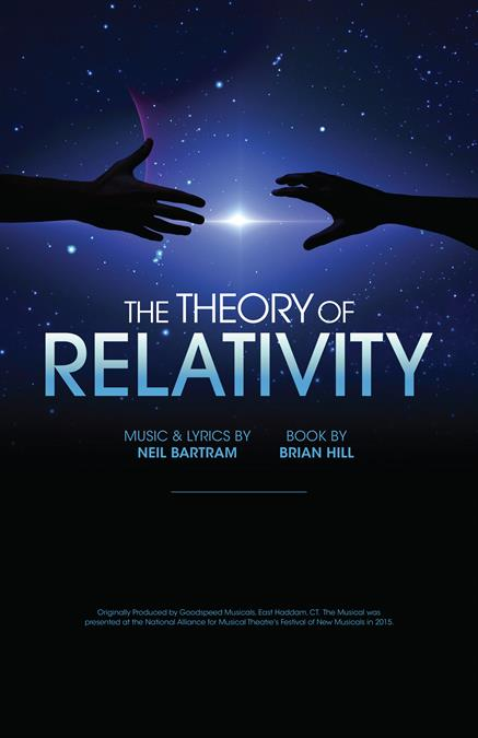 The Theory of Relativity Theatre Poster