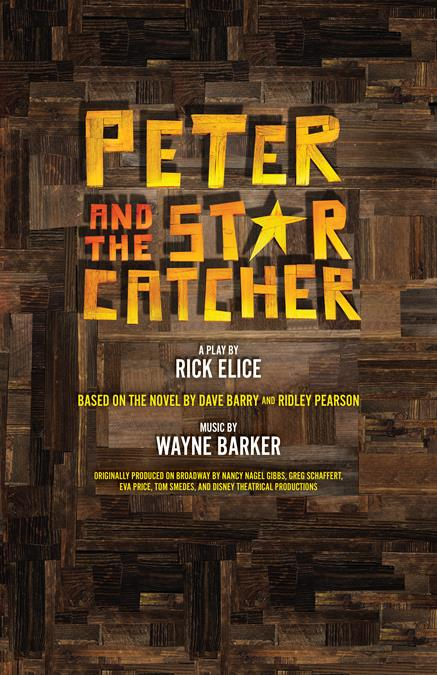 Peter and the Starcatcher Theatre Poster