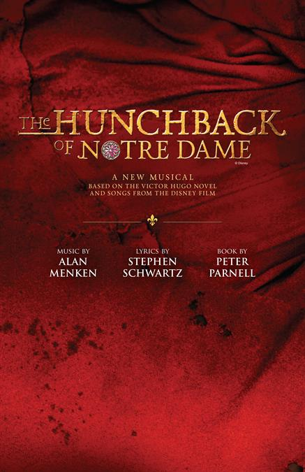 The Hunchback of Notre Dame Theatre Poster