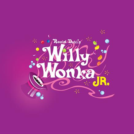 Willy Wonka JR. Theatre Logo Pack