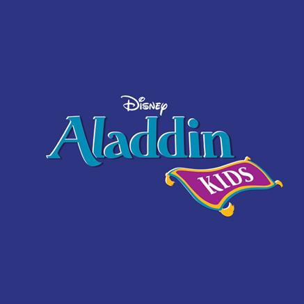Disney's Aladdin KIDS Theatre Logo Pack