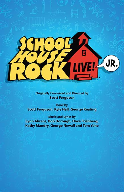 Schoolhouse Rock Live! JR. Theatre Poster