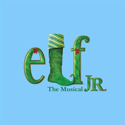 Elf JR. Theatre Logo Pack