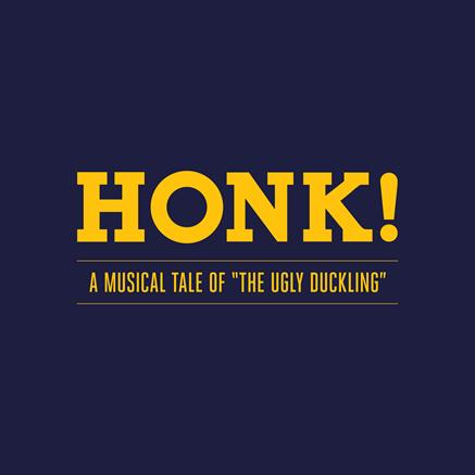Honk! Theatre Logo Pack