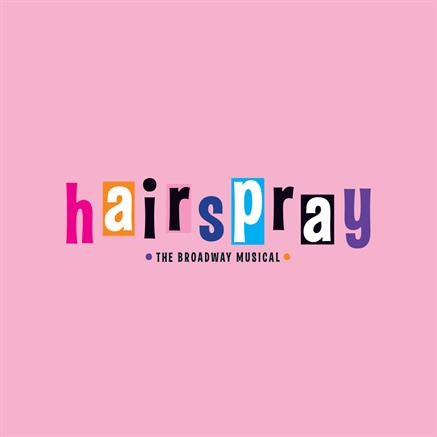 Hairspray Theatre Logo Pack