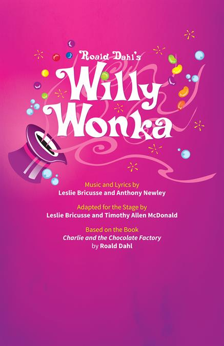 Willy Wonka Theatre Poster