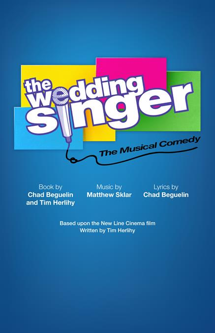 The Wedding Singer Theatre Poster