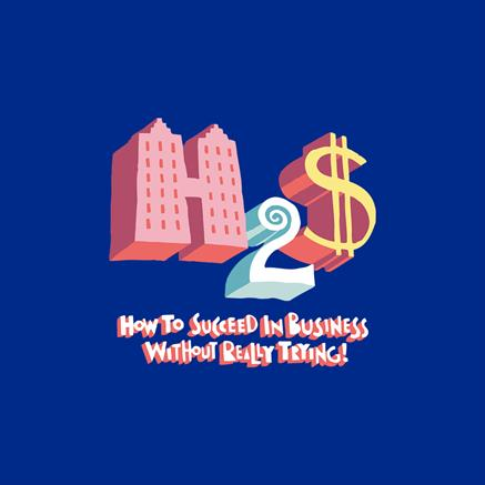 How to Succeed in Business without Really Trying Theatre Logo Pack
