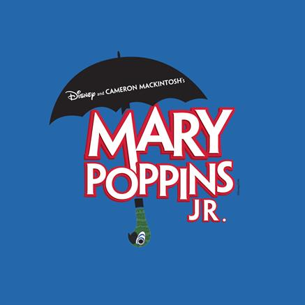 Disney's Mary Poppins JR. Theatre Logo Pack