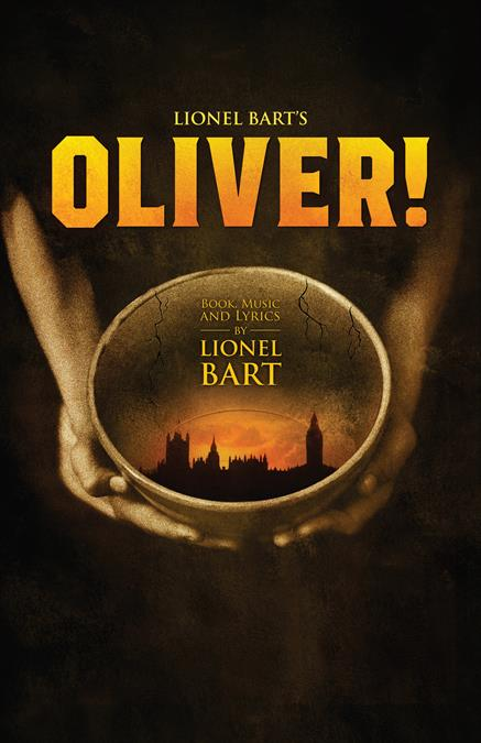 Oliver! Theatre Poster