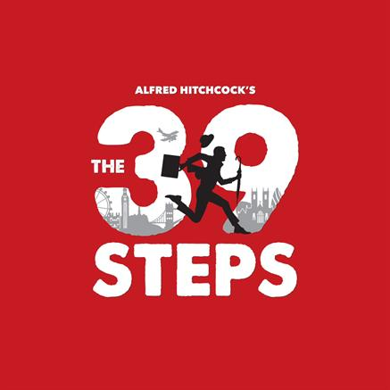 The 39 Steps Theatre Logo Pack