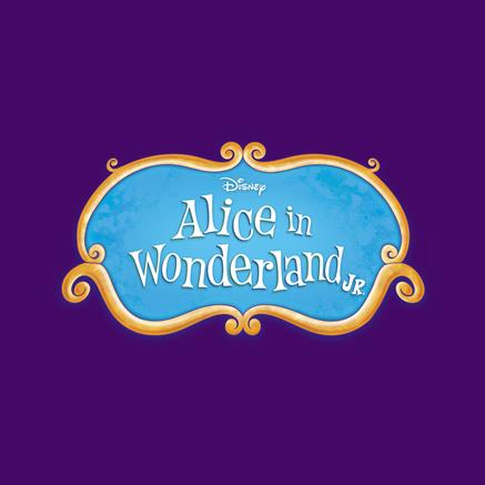 Alice in Wonderland JR. Theatre Logo Pack