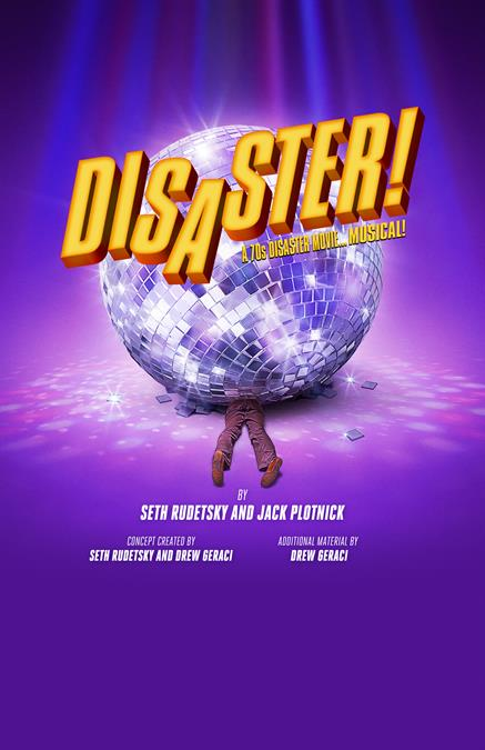 Disaster! Theatre Poster