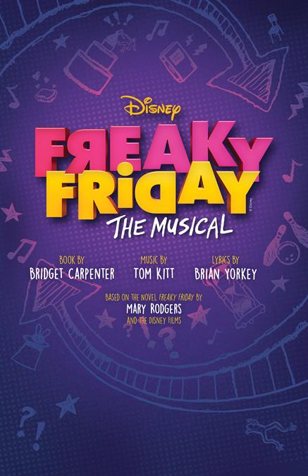 Freaky Friday (One-Act)
