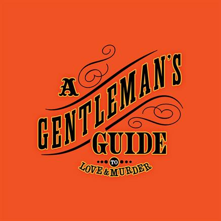 A Gentleman's Guide to Love and Murder Theatre Logo Pack