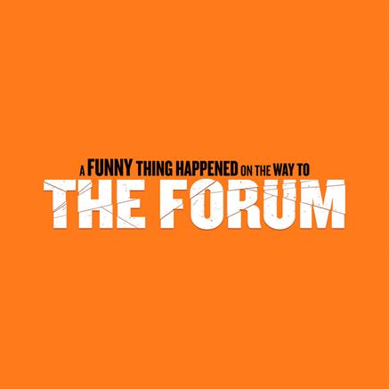A Funny Thing Happened on the Way to the Forum Theatre Logo Pack